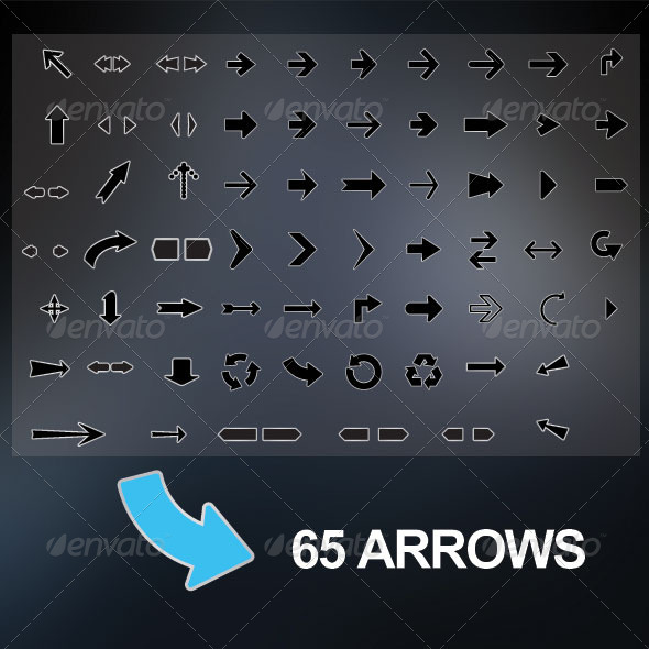 Vector Arrows - Vectors 