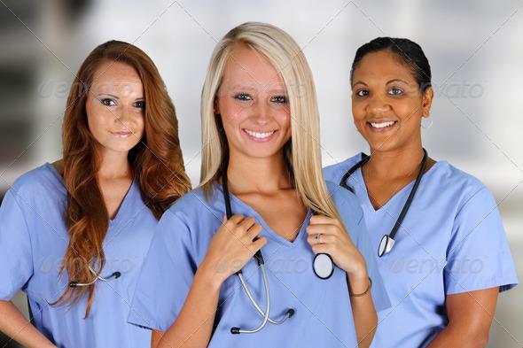 PhotoDune Nurses 2708392