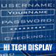 Hi Tech Display 3D presentation - VideoHive Item for Sale