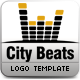 City Beats Logo Template - GraphicRiver Item for Sale
