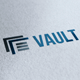 Vault Logo - GraphicRiver Item for Sale