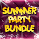 Summer Party Bundle - GraphicRiver Item for Sale