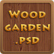 Woodgarden - Creative PSD Template - ThemeForest Item for Sale