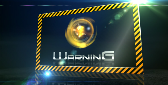 After Effects Project - VideoHive WARNING 98399