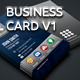 Business Cards V1 - GraphicRiver Item for Sale