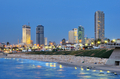 Tel Aviv Mediterranean Skyline - PhotoDune Item for Sale