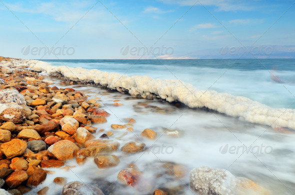 Dead Sea - Stock Photo - Images