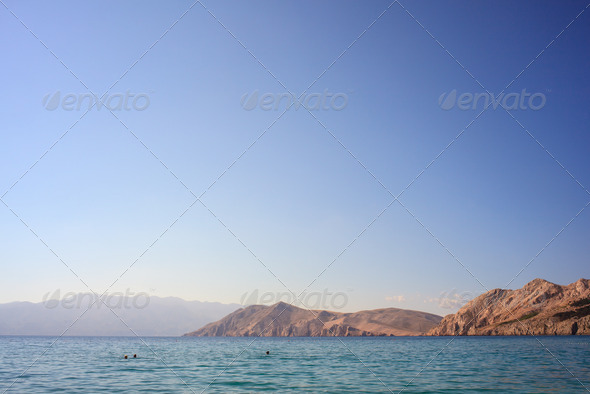Baska, Croatia - Stock Photo - Images