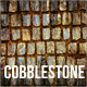 Grunge Cobblestone Textures - GraphicRiver Item for Sale