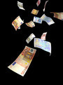 Euro money rain - PhotoDune Item for Sale