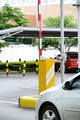 Automatic vehicle Security Barriers  - PhotoDune Item for Sale