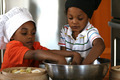 Little Boys Cooking - PhotoDune Item for Sale