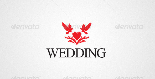 Wedding Logo - Objects Logo Templates