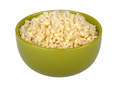 cooked pearl barley in a green bowl - PhotoDune Item for Sale
