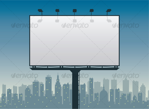 City Billboard - Services Commercial / Shopping