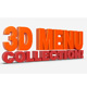 3D Menu Collection - GraphicRiver Item for Sale