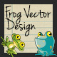 Frog Vector Design - GraphicRiver Item for Sale