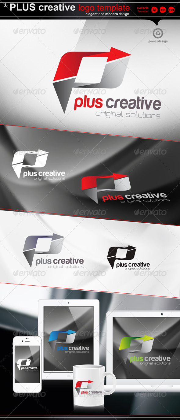 Plus Creative - Vector Abstract