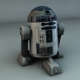 Star Wars R2D2 - 3DOcean Item for Sale