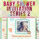 Colorfull Baby Shower Invitation Series 2 - GraphicRiver Item for Sale