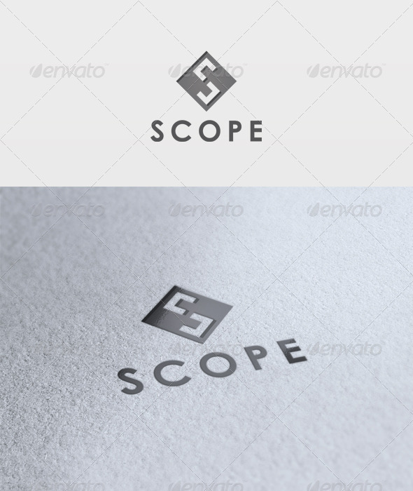 GraphicRiver Scope Logo 2751318