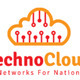 Techno Cloud Logo - GraphicRiver Item for Sale