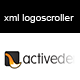 Dynamic XML Logo Scroller with Mousemove + Settings - ActiveDen Item for Sale
