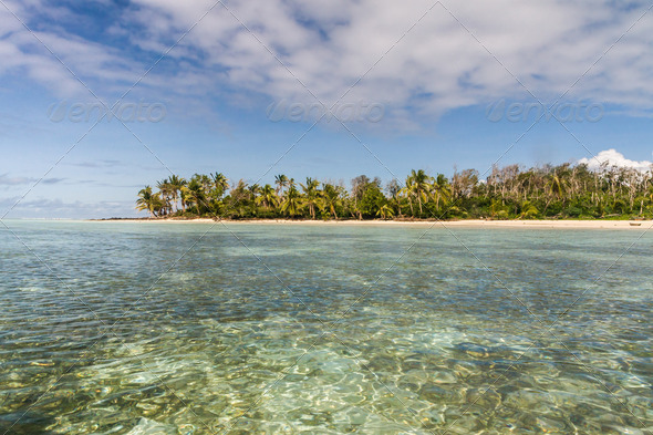 Sainte Marie Island - Stock Photo - Images