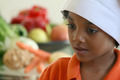 Child Chef With Vegetables - PhotoDune Item for Sale