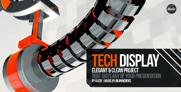 After Effects Project - VideoHive Tech Display 2760895