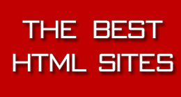 The best HTML sites.