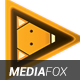 MediaFox Logo - GraphicRiver Item for Sale