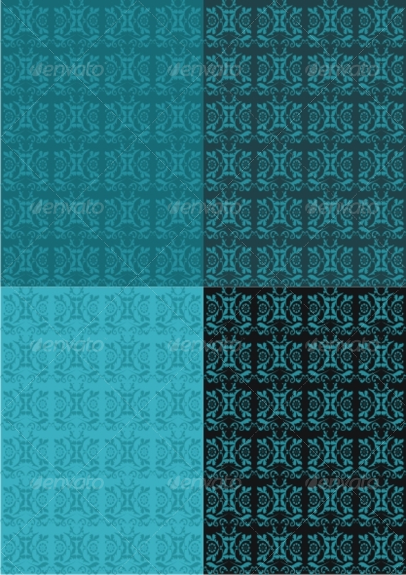 Seamless tile-able patterns - Patterns Decorative