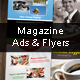 5 Magazine Style Modern Ads &amp;amp; Flyers - GraphicRiver Item for Sale