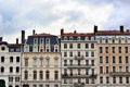 Facade of a antique building, Lyon, France  - PhotoDune Item for Sale