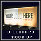 Customizable Billboard Mock-up - GraphicRiver Item for Sale