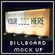 Customizable Billboard Mock-up - GraphicRiver Item for Sale