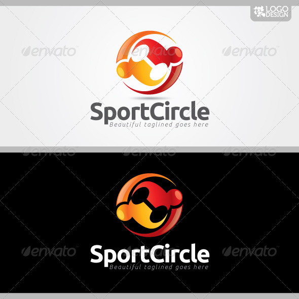 GraphicRiver Sport Circle 2764734