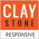 Claystone - Responsive HTML Template - ThemeForest Item for Sale