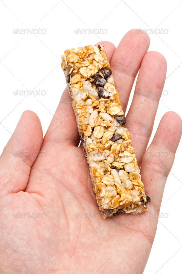 Energy bar - Stock Photo - Images