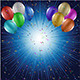 Balloons and confetti background - GraphicRiver Item for Sale