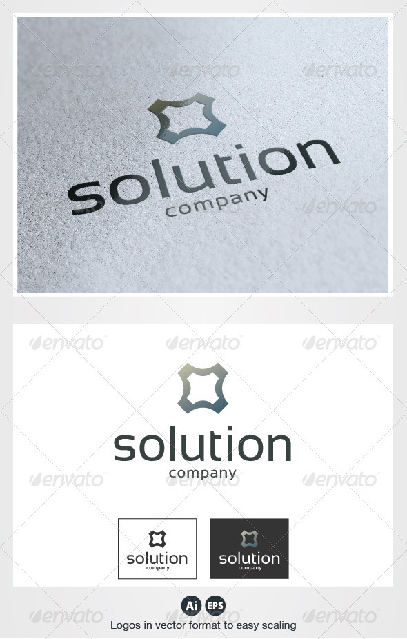 GraphicRiver Solution Logo 2772395