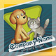 Pets Care Business Card - GraphicRiver Item for Sale