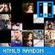 HTML5 Random Gallery Slideshow. 