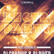 ELectro Party A4 - GraphicRiver Item for Sale