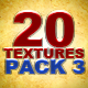 20 High Res Textures Pack 3 - GraphicRiver Item for Sale