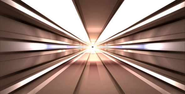 After Effects Project - VideoHive Space Tunnel Logo Reveal 301356