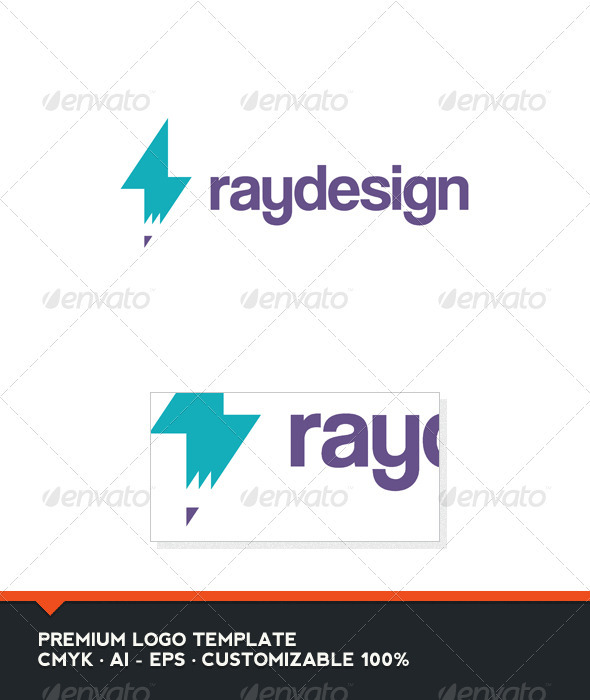 Ray Design Logo Template - Objects Logo Templates