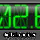 Flash Digital Counter - ActiveDen Item for Sale