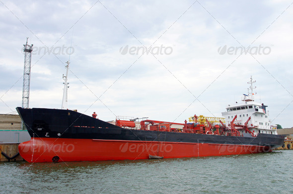Tanker - Stock Photo - Images